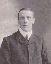 Percy Whitton 1910
